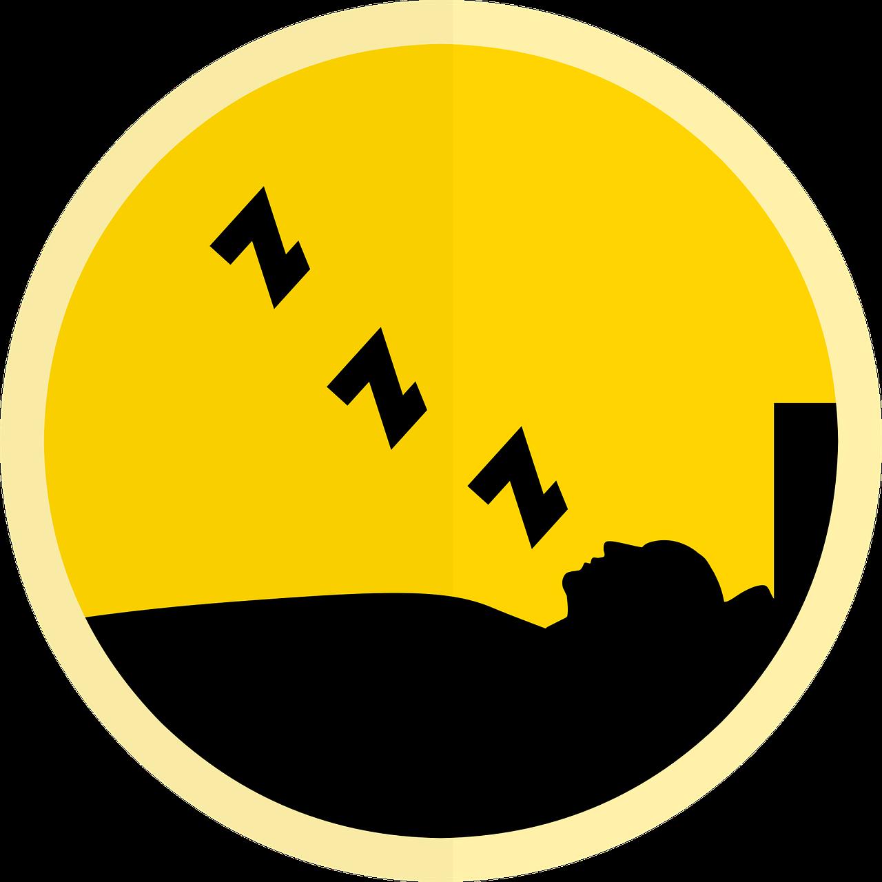 sleeping, bed, bedtime